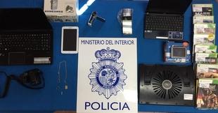 Ingresa en prisión el tercer integrante de una banda que cometió varios robos en Cáceres y Badajoz