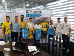 Extremadura se proyecta como destino de cicloturismo en la prueba Powerade Madrid-Tajo Internacional-Lisboa