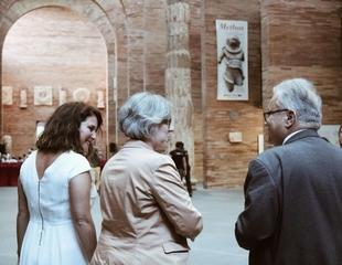 Leire Iglesias destaca la labor de difusión cultural del Museo Nacional de Arte Romano de Mérida