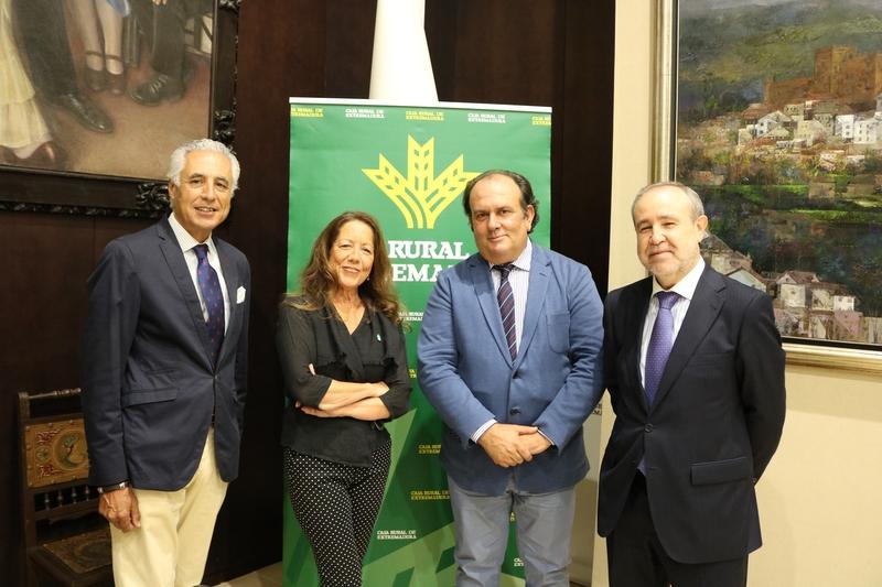 Caja Rural de Extremadura impulsa la promoción de los mejores caballos de la región