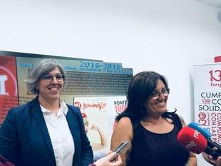 Leire Iglesias afirma que la historia de la UGT es la historia de los derechos laborales en España