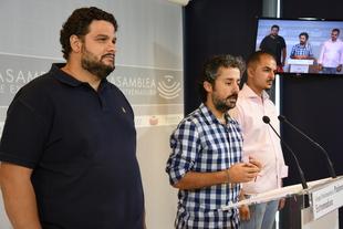 Podemos logra aprobar la Ley de Comercio Ambulante de Extremadura