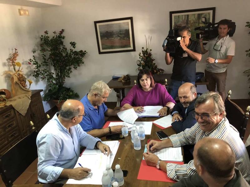 La Junta logra del Ministerio de Agricultura 24 millones de euros para la reestructuración del viñedo, 18 más que lo asignado inicialmente