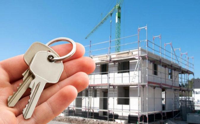 El número de hipotecas sobre viviendas inscritas en los registros de la propiedad es de 29.287, un 14,6% más en tasa anual