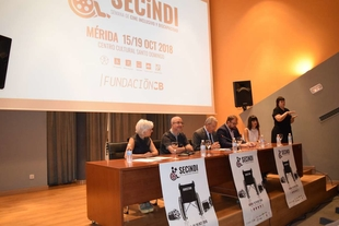 La secretaria general de Cultura subraya la democratización de la cultura que ofrece la accesibilidad universal