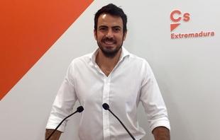 Cs Extremadura critica que PP y PSOE usen el proyecto de la autovía de Badajoz-Granada como arma arrojadiza para sus intereses electorales