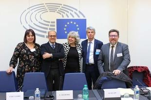 La Junta reivindica en Estrasburgo el papel regional en la futura PAC
