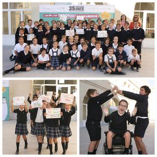 La ONCE impulsa ideas para fomentar el 'Recreo inclusivo' en los centros educativos