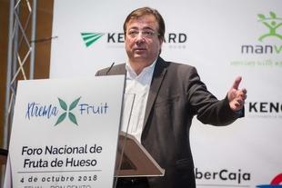 Vara valora el papel del productor en la cadena alimentaria y la importancia del campo como sector que fija población