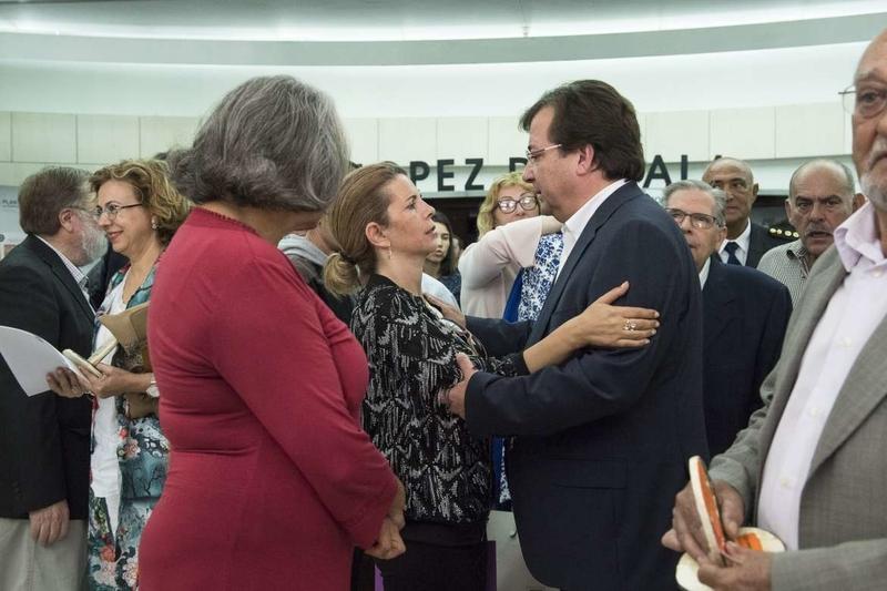 El presidente de la Junta aboga por un modelo educativo incluyente e inclusivo