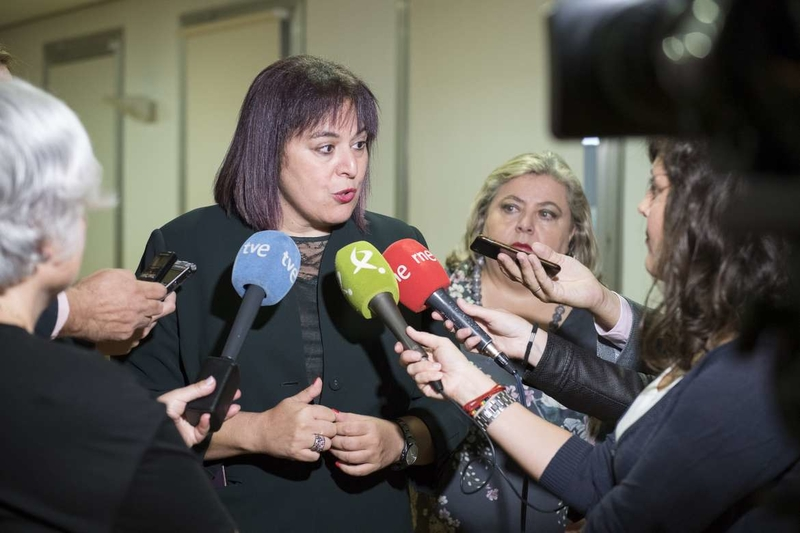 Begoña García apuesta por una PAC con rostro de mujer y joven