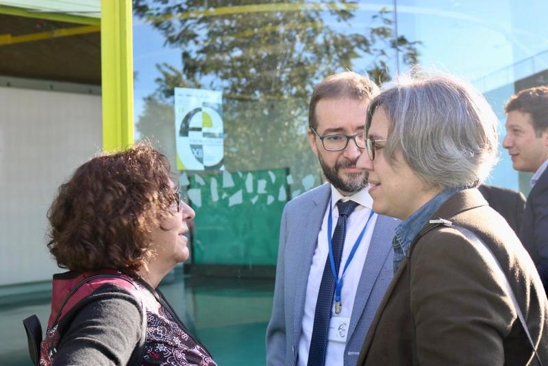 Iglesias señala a los encuentros de escritores como parte de la historia de Extremadura y germen de su Estatuto de Autonomía