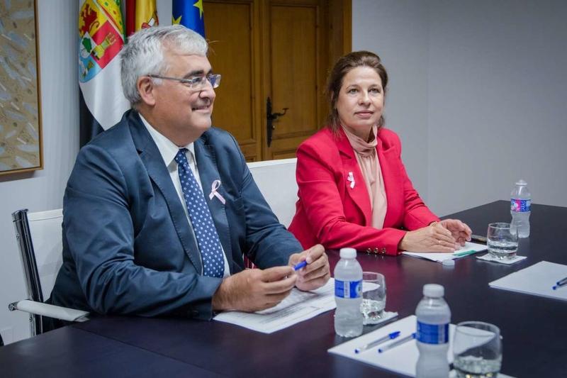 Los consejeros de Hacienda de Extremadura y Andalucía analizan en Mérida propuestas conjuntas sobre financiación autonómica