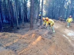 El Plan INFOEX concluye la época de peligro alto de incendios con la mejor campaña desde 2012