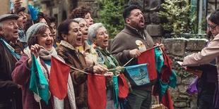 La Orquesta de Extremadura graba la banda sonora de la película ''Lo nunca visto''