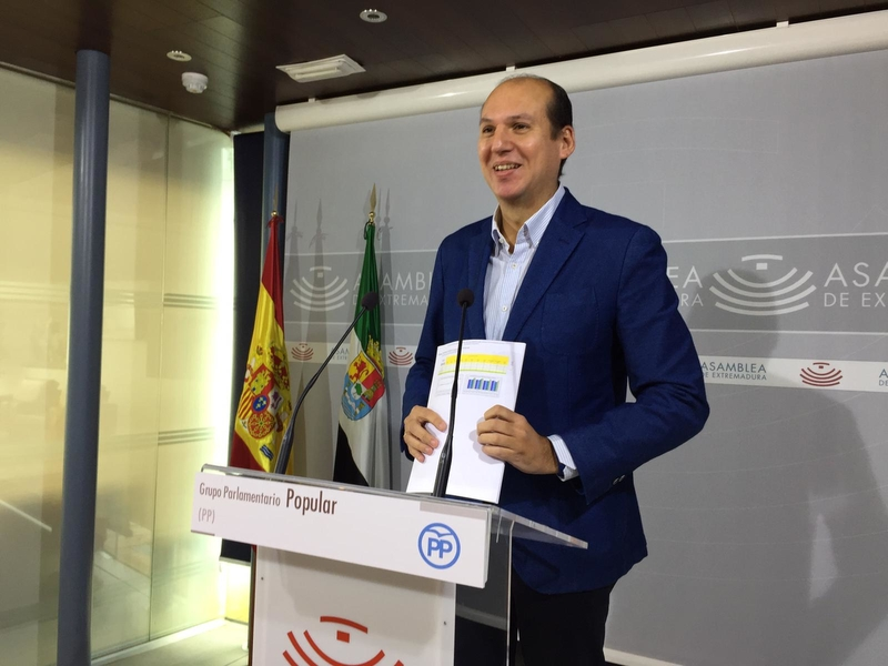 El PP afirma que el presupuesto de la Junta para 2019 no tiene credibilidad