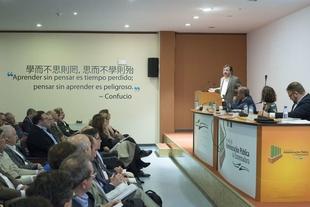 Vara subraya la importancia del consenso en la nueva Ley de Cooperativas
