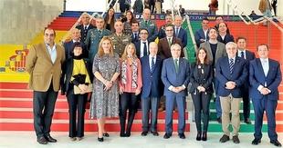 Gil Rosiña aboga por la gobernanza común de los recursos compartidos con Portugal para afrontar un futuro más próspero a ambos lados de La Raya