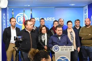 El PP de Badajoz exige la dimisión y una rectificación pública de Virginia Borrallo tras sus palabras sobre los ayuntamientos del PP y su corrupción
