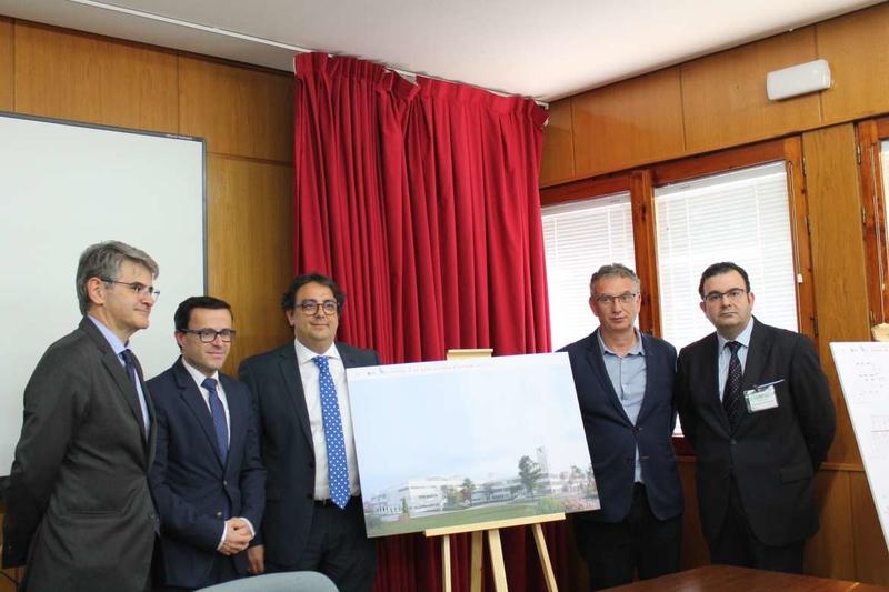 El nuevo Hospital Don Benito-Villanueva se hará con el próximo programa operativo de fondos europeos