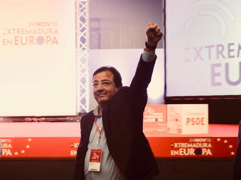 ''Extremadura va a ser protagonista de la España del futuro en energía limpia''