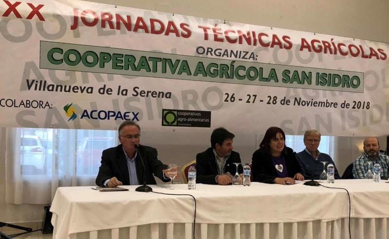 Begoña García califica de imposible entender la Extremadura de hoy en día sin las cooperativas