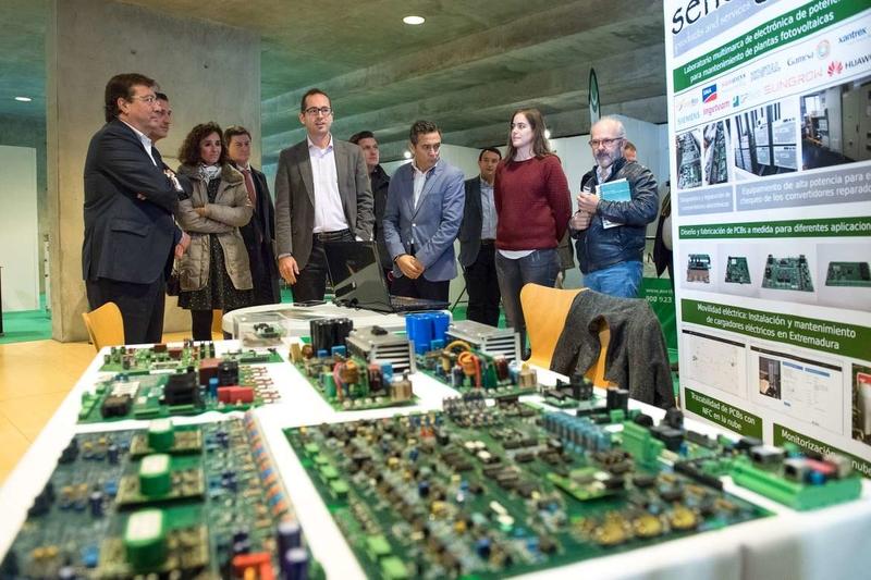 Vara apuesta por las renovables como sector alternativo a la energía fósil y como generador de empleo