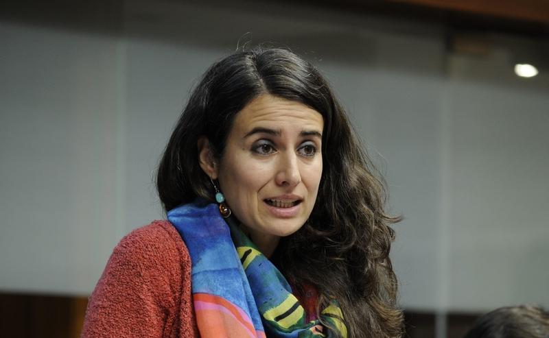 Irene de Miguel: ''Los bomberos forestales se sienten vendidos y vapuleados por el PSOE''