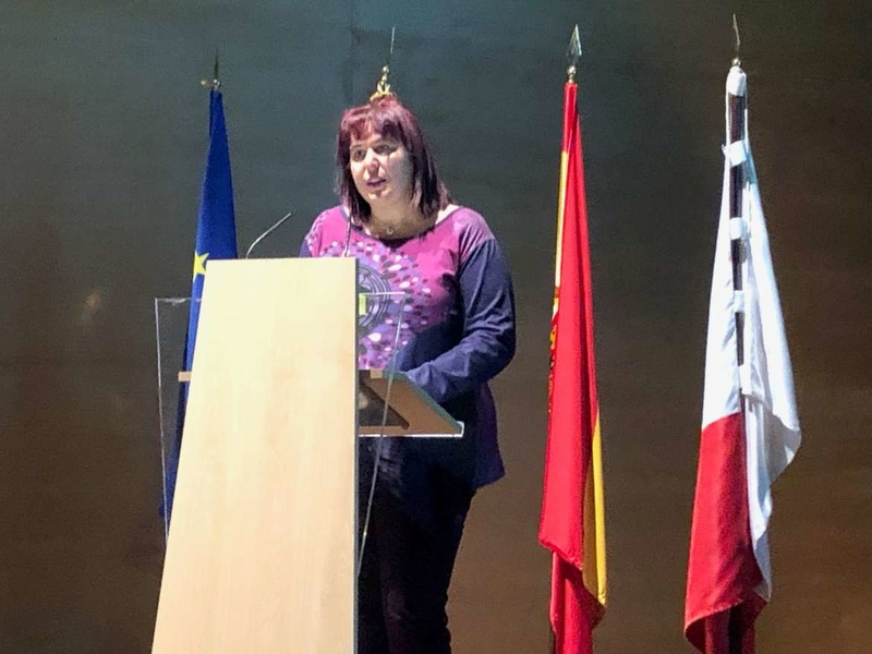 Begoña García destaca que el nivel de ocupados del sector agrario alcanza hasta un 12 por ciento del empleo global en Extremadura