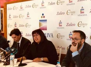 Begoña García reitera que el olivar es el cultivo que más empleo genera en Extremadura