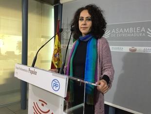 El GPP afirma que la recuperación de derechos de Vara en los PGEX2019 es tan falsa como la de Susana Díaz