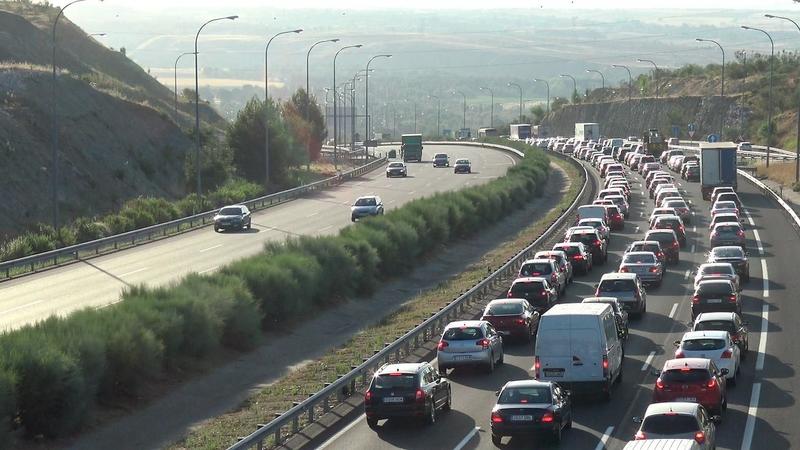 Preparado el dispositivo especial de Tráfico para incrementar la seguridad y fluidez en la carretera