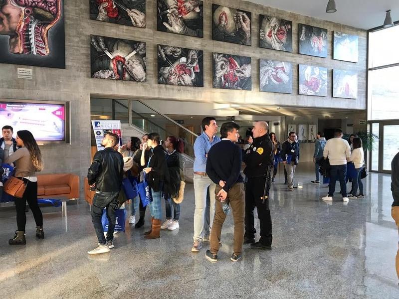 Cáceres acogió el I Congreso Nacional de Técnicos Superiores Sanitarios