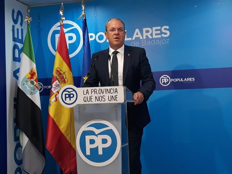 El Partido Popular presentará una propuesta en la Asamblea para ''reforzar'' la Constitución