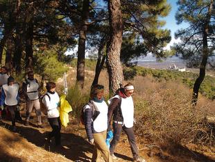 Ocho colectivos extremeños participan en la campaña del proyecto LIBERA para caracterizar basuraleza de entornos terrestres