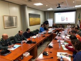 Begoña García preside una nueva reunión del Consejo Asesor de Caza
