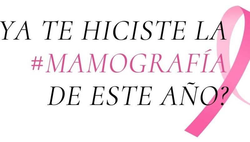 Casi 6.500 extremeñas se someterán a mamografías en enero dentro del Programa de Detección Precoz del Cáncer de Mama