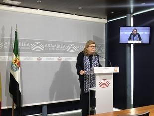 Ciudadanos solicita la comparecencia en la Asamblea del Coordinador del Sistema Ferroviario de Extremadura
