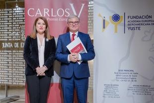 La Fundación Academia Europea e Iberoamericana de Yuste convoca la XIII edición del premio Carlos V