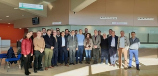 La Junta recepciona la obra del Hospital Universitario de Cáceres