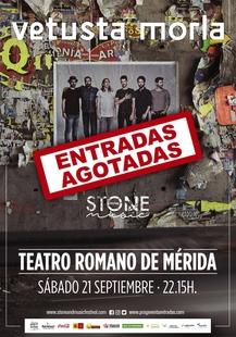Vetusta Morla agota las entradas para su concierto en el Stone & Music Festival