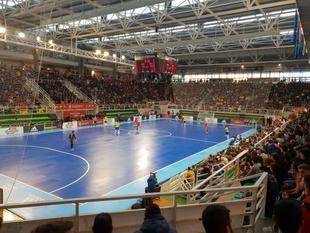 Leire Iglesias valora la capacidad de Extremadura para albergar grandes eventos deportivos