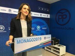 El PP considera a Vara una ''pesada mochila'' que Extremadura ''debe soltar'' para converger