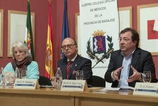 El presidente de la Junta destaca el trabajo de las instituciones para preservar el acervo cultural de Extremadura