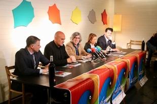 La consejera de Cultura afirma que ''Extremadura es cada vez más de cine''