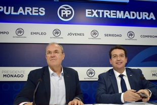 Monago afirma que ''aún hay solución a los problemas de Extremadura''