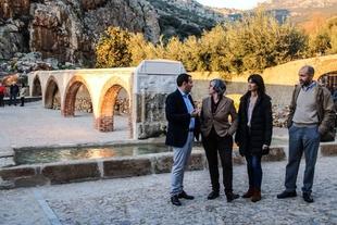 La consejera de Cultura subraya la apuesta de la Junta por la recuperación y puesta en valor del patrimonio cultural