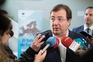Vara apela a la amplia participación de todos para construir una Europa más fuerte y unida