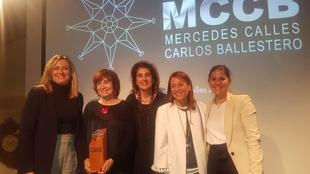 Gil Rosiña valora el papel de la Fundación Mercedes Calles como generadora y dinamizadora del arte y la cultura en Extremadura