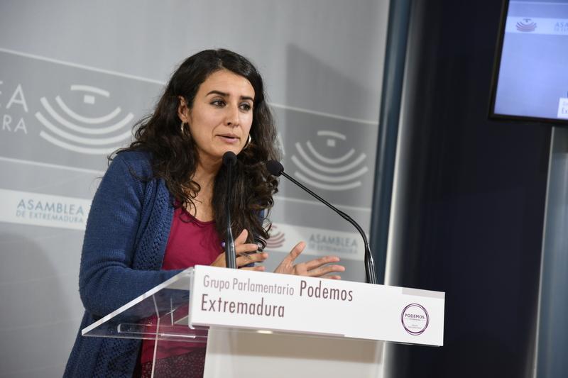 Podemos considera una ''buenísima noticia'' que IU se sume al espacio del cambio en Extremadura
